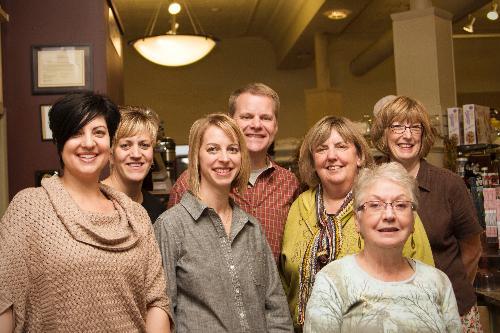 Bekah Kate's Staff