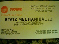 Statz Mechanical LLC