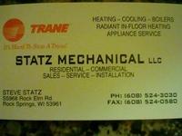 Statz Mechanical LLC