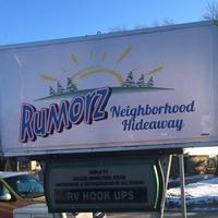 Rumorz Neighborhood Hideaway