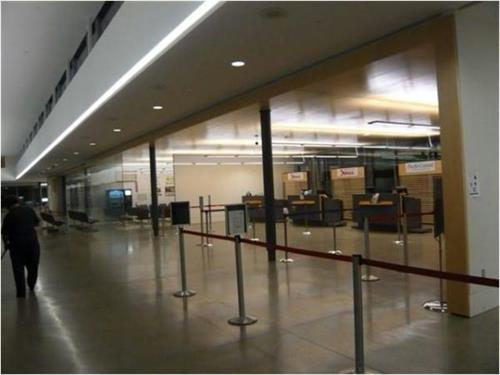 Typical Airport Departures/Arrivals
