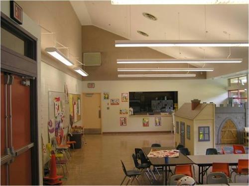 Class room Lighting