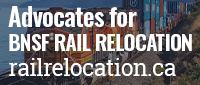 Advocates for BNSF Rail Relocation