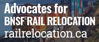 Advocates for BNSF Rail Relocation
