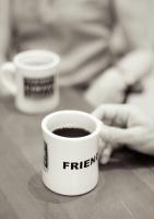 We are 'Coffee Roasted for Friends'.