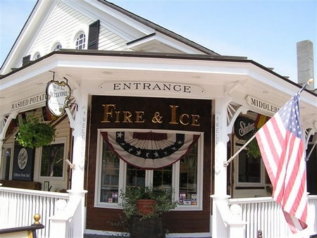 Fire Ice Restaurant Dining Caterers Addison County Chamber