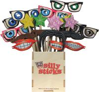 Be silly with our Silly Sticks