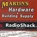 Martin's Hardware & Building Supply, Inc.