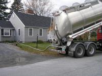 Bulk pellet delivery is as easy as oil!
