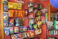 Our pet supply store has everything you need for your cat or dog.