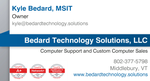 Bedard Technology Solutions, LLC