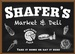 Shafer's Market & Deli