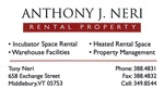Anthony J. Neri Rental Properties