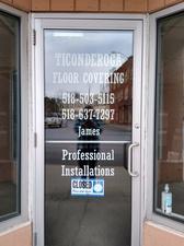Ticonderoga Floor Covering