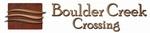 Boulder Creek Crossing, A Sheffield Development