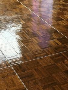 Dance floors