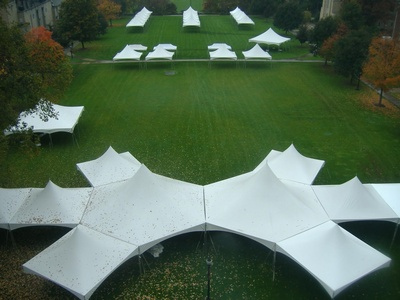Large outdoor gatherings