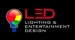LED, lighting, Entertainment & Design