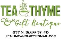 Tea Thyme Boutique