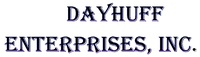Dayhuff Enterprises, Inc/Downtown Screen Printing & Embroide