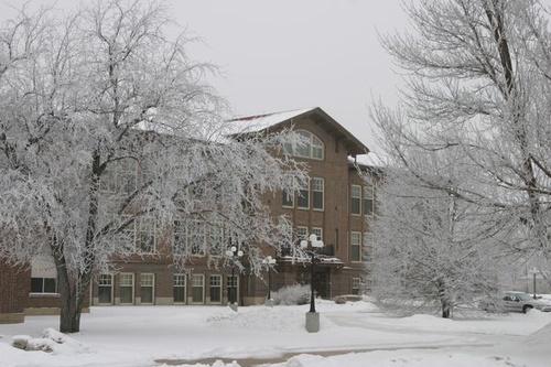 Winter at Walnut Village
