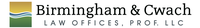 Birmingham & Cwach Law Office, Prof.LLC