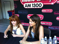 Promotional Appearances: Disney - Shake It Up