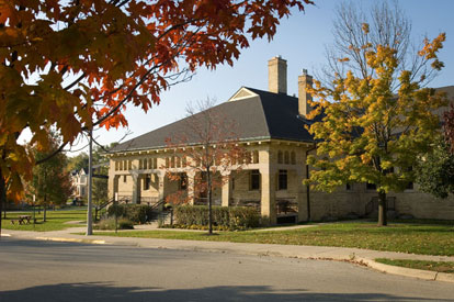 The MYA Center in Fort Sheridan: 878 Lyster Road, area code 60040