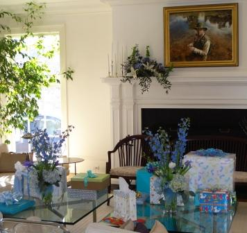 Baby Shower - home in Lake Forest