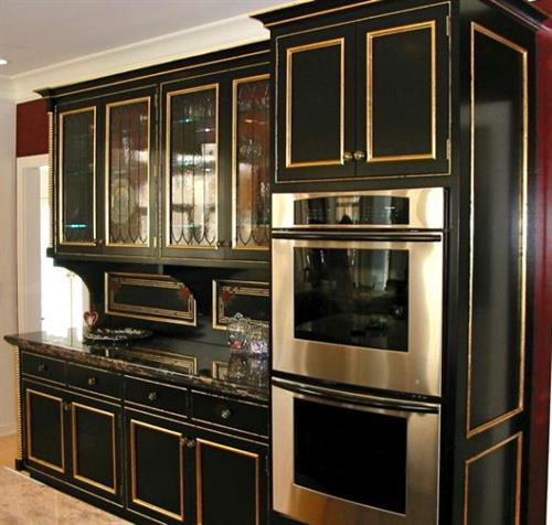 Specialty Finished Kitchen