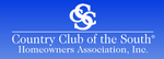Country Club of the South, HOA