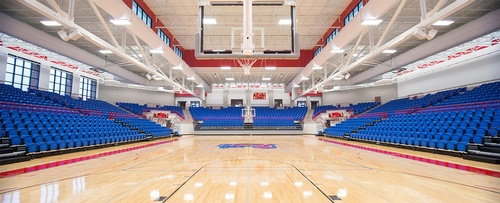 JEFFERSON HIGH SCHOOL ATHLETIC ARENA