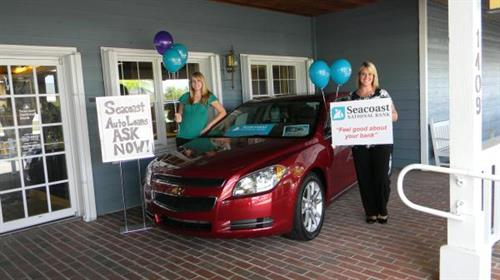 Ask us about a New Car Loan