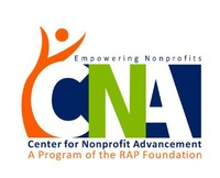 Center for Nonprofit Advancement - A program of The RAP Foundation