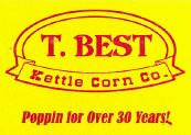 T. Best Kettle Corn Company