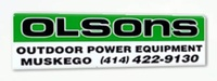 Olson's Outdoor Power Inc.
