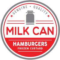Milk Can Hamburgers and Frozen Custard
