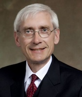 Wisconsin State Governor Tony Evers