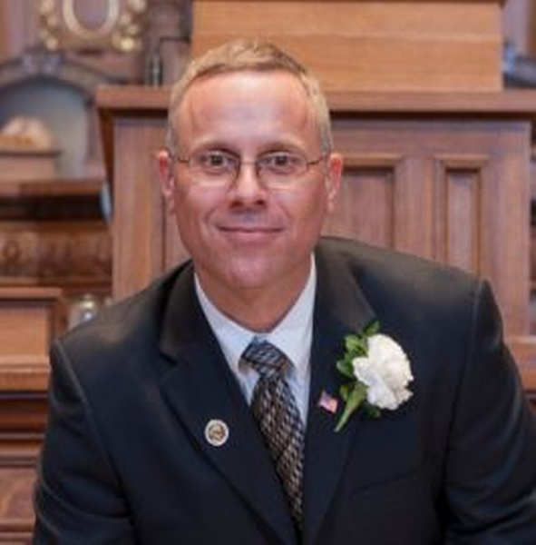 State Representative Chuck Wichgers