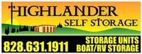 Highlander Self Storage