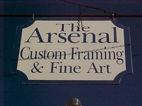 Arsenal Artifacts and Prints