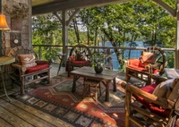 Luxury Lakefront Cottages