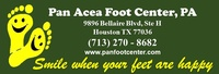 Pan Acea Foot Center