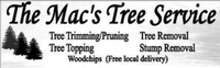 The Mac's Tree Service