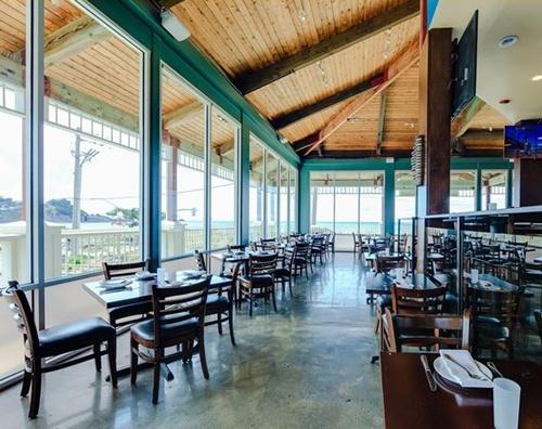 On site restaurant, Puerto 27 Peruvian Kitchen & Pisco Bar
