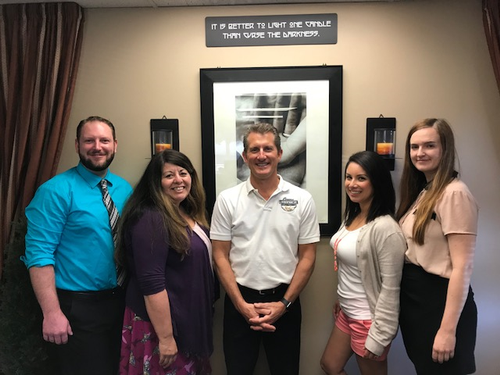 Our staff at Canyon Chiropractic