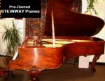 Proudly representing Steinway