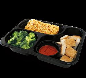 Kids Meal, Crispy Grilled Chicken