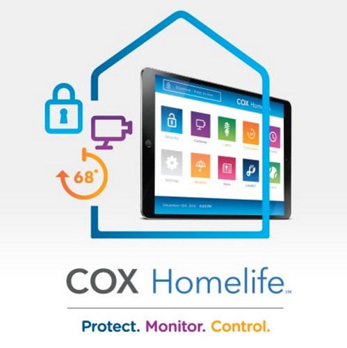 Cox Home Life Bundle