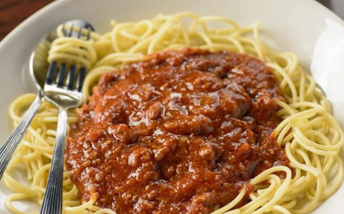 Old Spaghetti Factory San Marcos CA Spaghetti